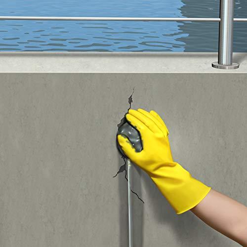 Sika MiniPack Mortero Impermeabilizante, para la impermeabilización de sótanos, cimentaciones y muros enterrados, Gris, 5 kg