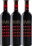 Oberkircher Winzer SMS-Rotwein QbA Lieblich (3 x 0.75 l)