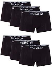 12 ou 6 Hommes aux Couleurs Douces Culottes Boxer Shorts élastiques avec cb4d8a4c7c5