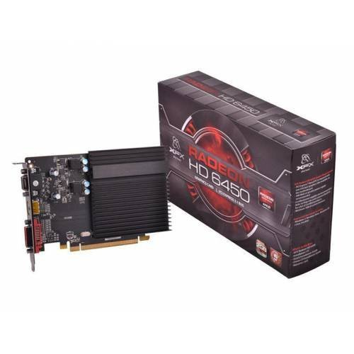 XFX TECHNOLOGIES HD 645X CNH2 XFX 2048MB DDR3 ATI AMD Radeon HD6450 VGA DVI HDMI Retail HD-645X  available at amazon for Rs.43180