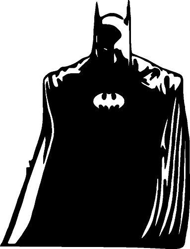 """Preisvergleich Produktbild 1 x Apple Macbook Air Pro 13"""" Batman Begins Sticker Arkham Asylum Joker Two Face"""