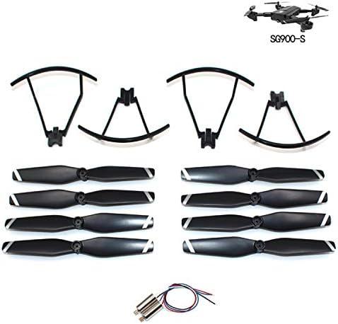 FairytaleMM Wind Lame / Palette    Protection Anneau / Cercle  7.4v Moteur pour Sg900-S Quadcopter | La Qualité Primacy  f698a8