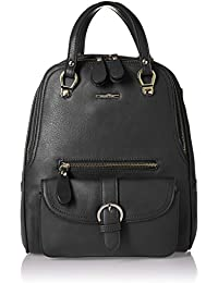Diana Korr Women's Backpack (Black)(DK33HBLK)