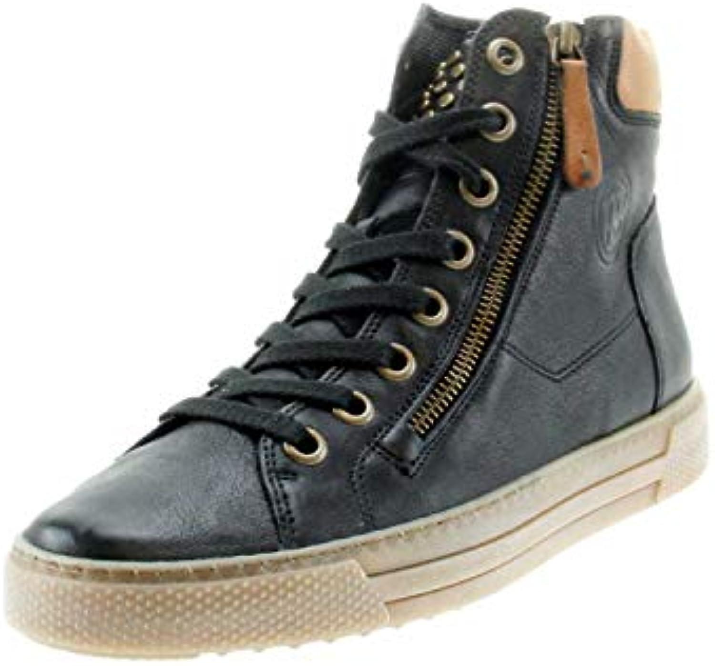 Paul verde   High Top scarpe scarpe scarpe da ginnastica   Schnürer - nero | Aspetto Attraente  f6700e
