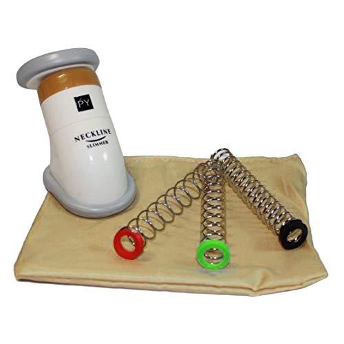 rer Halsausschnitt Schlanker Kinnmassagegerät Halsausschnitt-Trainingsgerät Dünne Kiefer Reduzieren Doppelkinn Mit Tragetasche Unisex ()