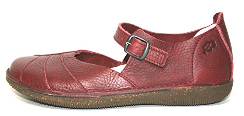 Loints of Holland , Coupe fermées femme Rot (rot 837)