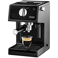 DeLonghi ECP31.21 Italian Traditional Espresso Coffee Maker, Black (Certified Refurbished)