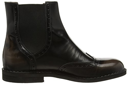 FLY London Ilia902fly, Bottes Chelsea Homme Marron (Brown 001)