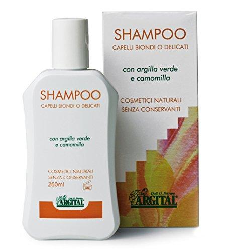 ARGITAL F112 Shampoo für blondes  Haar