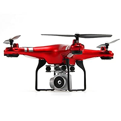 Haihuic RC Quadcopter Drone with 2MP 120°Wide-angle 1080P HD Camera,Altitude Hold Headless Mode 1-Button Takeoff and Lan from Haihuic
