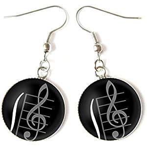 Ohrringe ° Violinschlüssel °