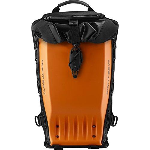 Boblbee GT Sac à dos de protection dorsale Orange Mat 20 L