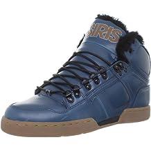 Osiris NYC'83-SHR- 602384 - Zapatillas de skate de cuero unisex