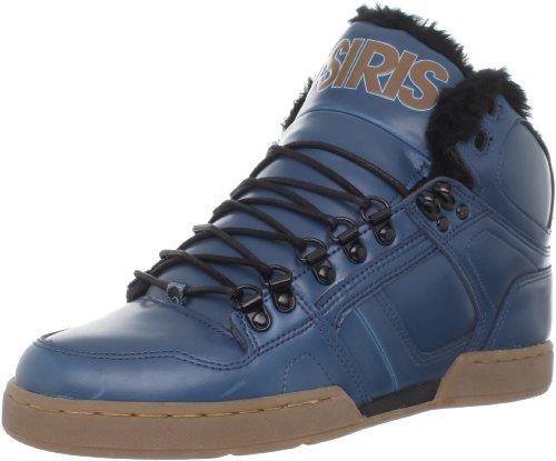 Osiris Nyc83 Shr, Chaussures de skate homme Indigo/Black/Gum