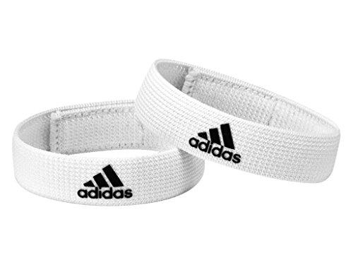 Adidas ferma calzettoni, bianchi, taglia unica