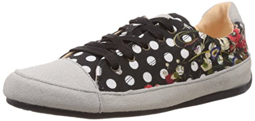 Desigual TOPOS Damen Sneakers Schwarz (2000)
