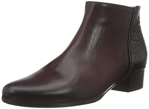 Gabor Shoes Basic, Stivaletti Donna Rosso (Wine/Vino Effekt)