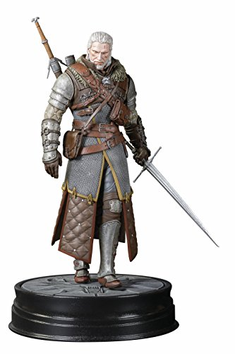 Dark Horse Comics- The Witcher 3 Wild Hunt Estatua Geralt Grandmaster Ursine, Standard (APR170127)