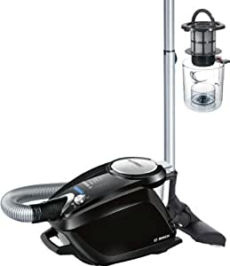 Bosch Power Silence Bagless Cylinder Vacuum Cleaner (Discontinued by Manufacturer)