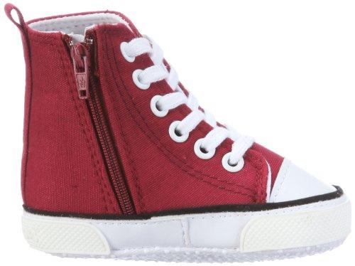 Playshoes 121537 Baby Turnschuhe, Sneaker Rot (original 900)