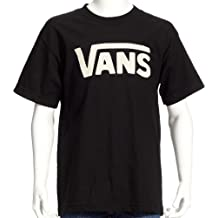 maglietta vans uomo bianca