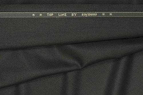Raymond Black Trouser Fabric For Men - 1.3 Meters