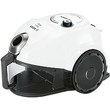 BOSCH BGC3U131 Relyy'y - Aspirador sin bolsa AAA, adecuado para personas alérgicas, tecnología SensorBagless, 600 W, filtro HEPA H13 lavable, color blanco