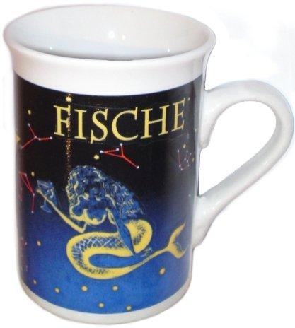 41cQx7TWaiL Sternzeichen Fische Kaffeetasse Becher Tasse
