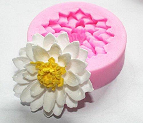 s-love Lovely Multicolor Blume Band DIY Silikon Form Kuchen Cookies Form, Stil 6, Einheitsgröße