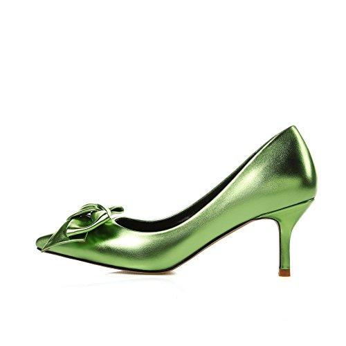 Adee , Damen Pumps Grün