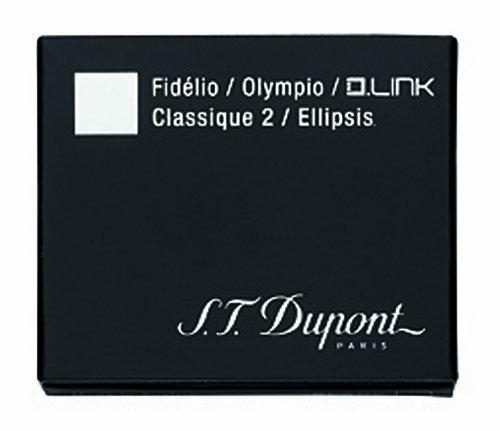 st-dupont-6-piece-ink-cartridges-royal-blue-pack-of-2