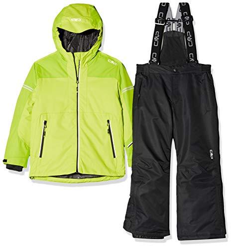 CMP 39w1864 - Conjunto de Chaqueta y pantalón de esquí para niño, Niños, Color Cedro, tamaño 152