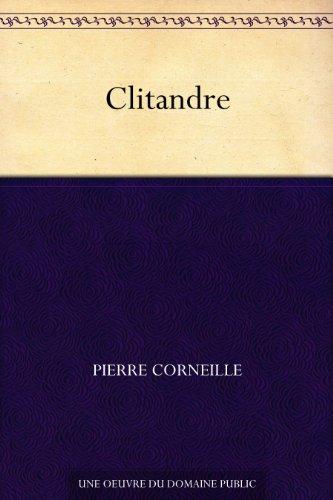 Couverture du livre Clitandre