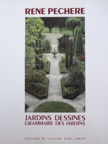 Jardins dessins - Grammaire des jardins