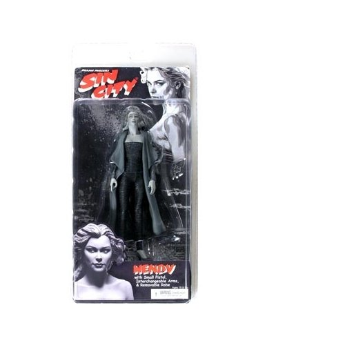 neca-sin-city-serie-2-wendy-black-white