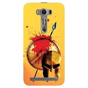 Kaira brand Designer Hard Back Case Cover for Asus Zenfone 2 Laser (Sparta) 5.0 Inch