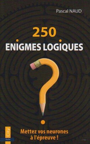 250 Enigmes logiques