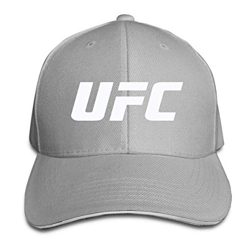 Zhgrong William A Magee7 Unisex UFC Ultimate Fighting Championship Individual Headgear Black Ball Cap