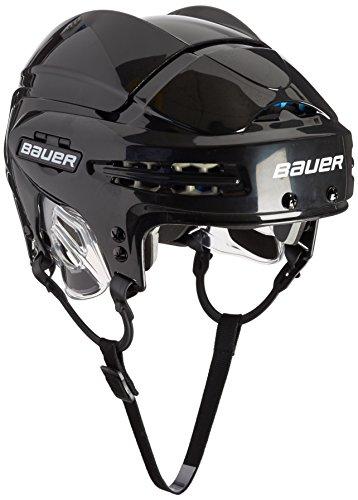 BAUER - Erwachsenen Eishockey Helm 5100 Senior I Schutzhelm für Eishockeyspieler I einfach verstellbar I zertifiziert I Hoher Schutzgrad für häufigen Körperkontakt I Eishockeyzubehör für Erwachsene