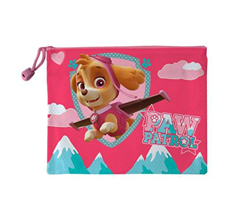 Disney – Neceser de Media Impermeable 180 x 235 mm Paw Girl, ast2076