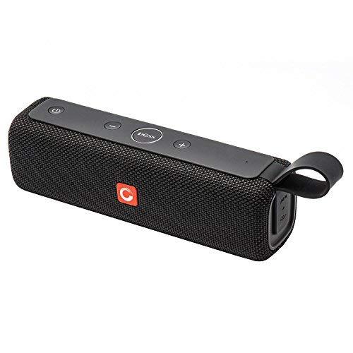 DOSS E-GoII Bluetooth Lautsprecher Soundbox mit Du...