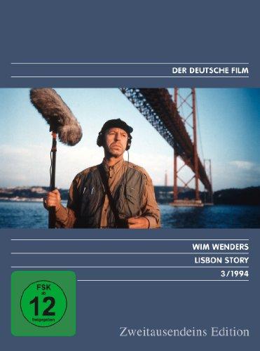 (Lisbon Story - Zweitausendeins Edition Deutscher Film 3/1994 mit Madredeus)