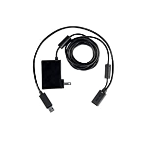 XBox 360 Kinect Sensor Power Supply UK AC USB Adapter & Charger Cable - UKDigitalBay