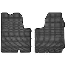 Gummifußmatten für Opel Vivaro 2014-2te Reihe