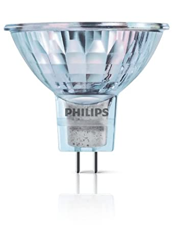 Philips Hal-Dich Dimmable Halogen Light Bulbs - Twin Pack (GU5.3 35 W Warm White)