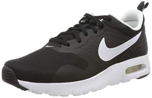 Nike Air Max Tavas (GS) Joggingschuhe, Negro / Blanco