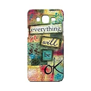 G-STAR Designer 3D Printed Back case cover for Samsung Galaxy E7 - G3993