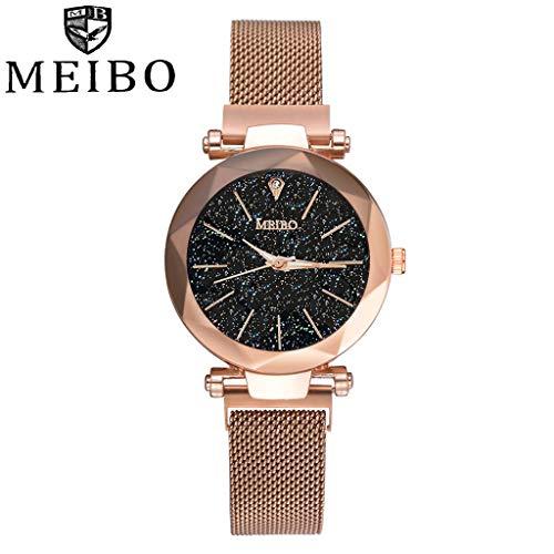 JUSTSELL ▾ Uhr - Frauen-Uhr Modern Von Armbanduhr Analog Aus Edelstahl Unisex Damenuhren Herrenuhren Uhrenarmband Aus Leder 33mm Digital Dial Zeiger Uhren Mode Klassisch Unisex Damenuhren