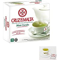 Cruz de Malta Yerba Mate 25 Tea Bags by Cruz de Malta