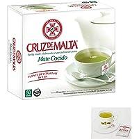 Cruz de Malta Yerba Mate 25 Tea Bags by Cruz de Malta